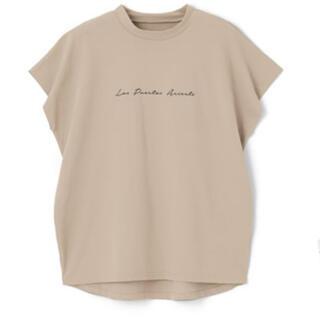 GRL - GRL★フレンチスリーブロゴTシャツ