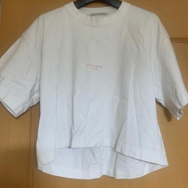 ACNE(アクネ)のacnestudios トップス アクネ  レディースのトップス(Tシャツ(半袖/袖なし))の商品写真