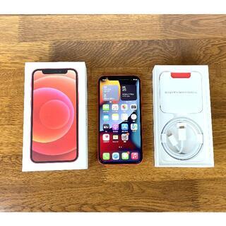 Apple - iPhone 12 mini 64GB PRODUCT RED SIMフリー