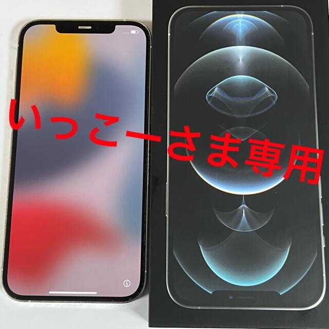 iPhone(アイフォーン)のiPhone12 Pro Max 256GB スマホ/家電/カメラのスマートフォン/携帯電話(スマートフォン本体)の商品写真