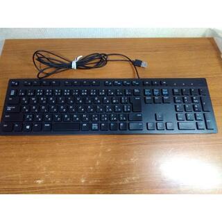 DELL - Dell マルチメディアキーボード ブラック KB216