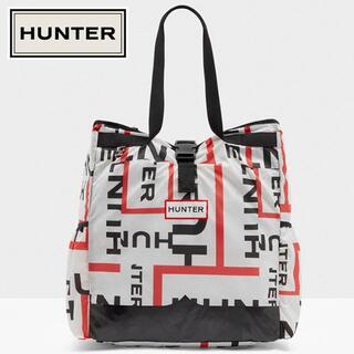 ハンター(HUNTER)の【新品】HUNTER ハンター リップストップ パッカブル トートバッグ(トートバッグ)