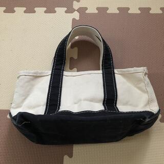 L'Appartement DEUXIEME CLASSE - 未使用 L.L. Bean Canvas Mini Toto Bag ブラック