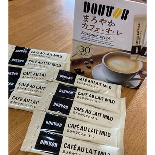 DOUTOR ドトール スティックコーヒー インスタントコーヒー 10本
