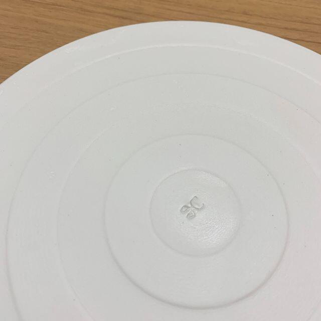 HASAMI(ハサミ)の波佐見焼・食器・Φ220プレート(4枚セット・グリーン) インテリア/住まい/日用品のキッチン/食器(食器)の商品写真