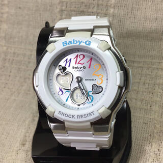 ベビージー(Baby-G)の人気Baby-G  カシオ腕時計 CASIO ベビーG腕時計 お買い得品(腕時計)