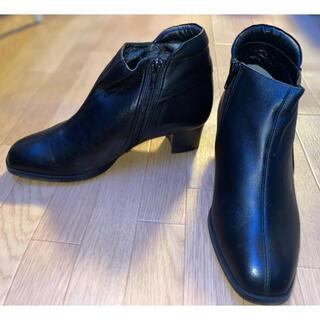TAKEO KIKUCHI - キクチタケオの靴 24.5EEE ブーティ