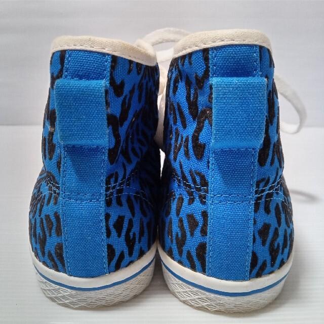 adidas(アディダス)のアディダス ハイカット スニーカー 24.5cm レディースの靴/シューズ(スニーカー)の商品写真