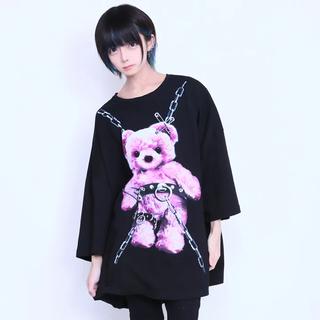 ミルクボーイ(MILKBOY)のTied Bear BIG Tシャツ くま (Tシャツ/カットソー(半袖/袖なし))