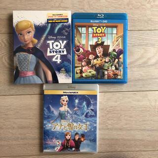 Disney - トイストーリー3、4&アナと雪の女王