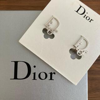クリスチャンディオール(Christian Dior)のクリスチャンディオール ✨❤️ ヴィンテージ トロッター シンプル イヤリング (イヤリング)