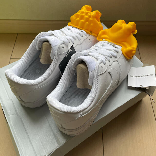 COMME des GARCONS HOMME PLUS(コムデギャルソンオムプリュス)のコムデギャルソンオムプリュス ナイキエアフォース コラボ 恐竜 おもちゃ メンズの靴/シューズ(スニーカー)の商品写真