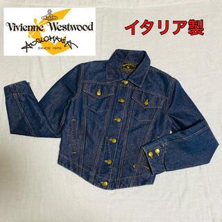 Vivienne Westwood - 【美品】Vivienne Westwood 変形デニムジャケット Gジャン