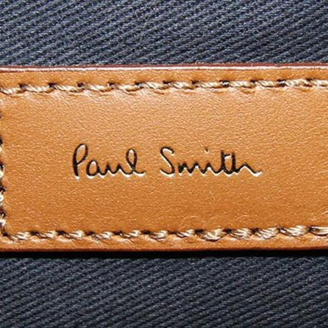 Paul Smith(ポールスミス)の ポールスミス トートバッグ PWR442 ブラウン 中古 レディースのバッグ(トートバッグ)の商品写真