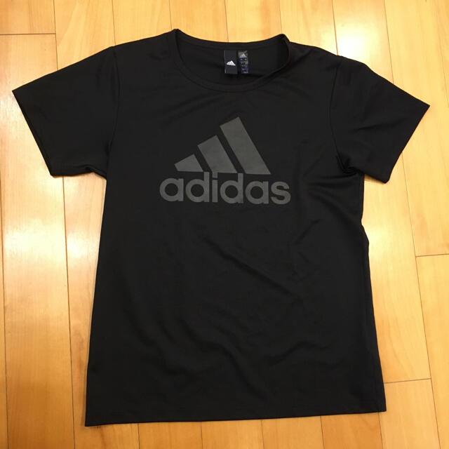 adidas(アディダス)のアディダス レディース Tシャツ レディースのトップス(Tシャツ(半袖/袖なし))の商品写真