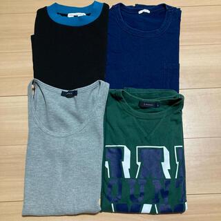 レイジブルー(RAGEBLUE)の洋服4点セット(Tシャツ/カットソー(半袖/袖なし))