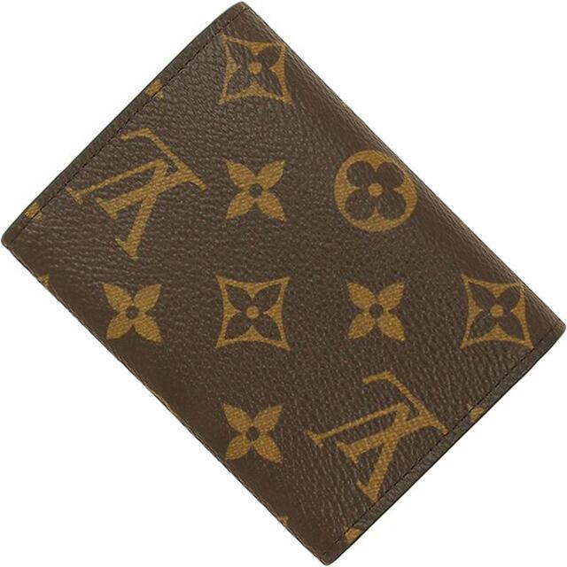 LOUIS VUITTON(ルイヴィトン)のLOUIS VUITTON 財布 二つ折り モノグラム コンパクト 1444 レディースのファッション小物(財布)の商品写真