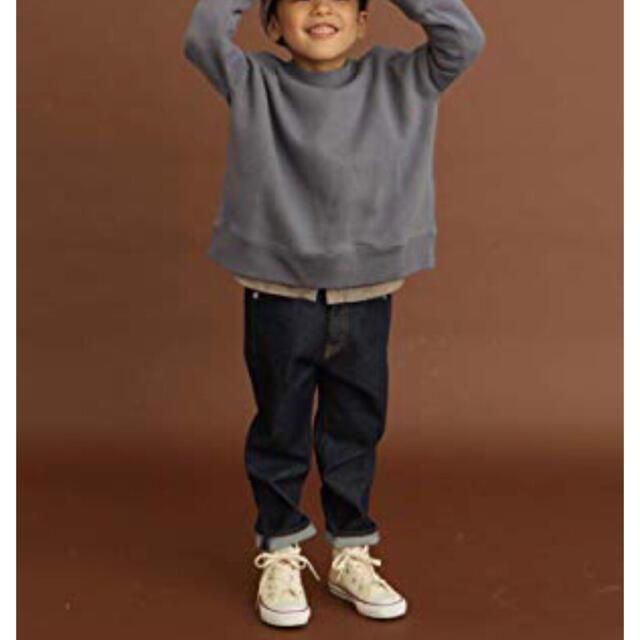 DOORS / URBAN RESEARCH(ドアーズ)のアーバンリサーチ ドアーズ FORK&SPOON スウェット 135 キッズ/ベビー/マタニティのキッズ服男の子用(90cm~)(Tシャツ/カットソー)の商品写真