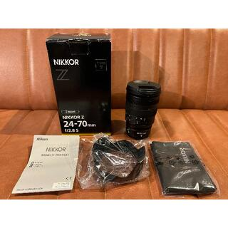 Nikon - 【美品】Nikon (ニコン) NIKKOR Z 24-70mm F2.8 S
