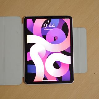 Apple - 【新品級!!】iPad Air4(シルバー・64GB・WiFi)