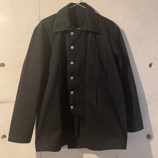 RAF SIMONS - namacheko manni denim over shirts