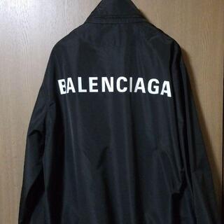バレンシアガ(Balenciaga)のBALENCIAGA☆ナイロンジャケット パーカー アウター レインコート(ナイロンジャケット)