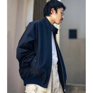 コモリ(COMOLI)の21aw A.PRESSE アプレッセ Harrington Jacket(ブルゾン)