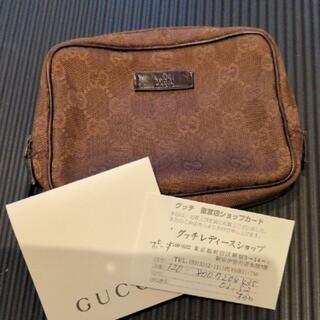 Gucci - 【GUCCI】ボーチ