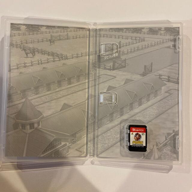 Nintendo Switch(ニンテンドースイッチ)のダービースタリオン Switch エンタメ/ホビーのゲームソフト/ゲーム機本体(家庭用ゲームソフト)の商品写真