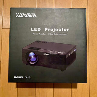 YABER LED Projector Y10
