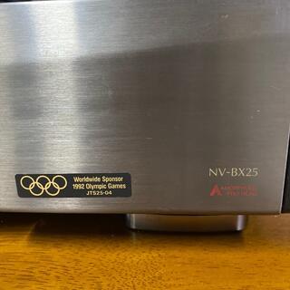 パナソニック(Panasonic)のパナソニック ビデオカセットレコーダー NV-BX25 (その他)
