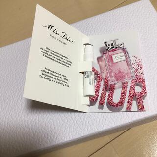 ディオール(Dior)のミスディオール ローズ&ローズ 1ml(香水(女性用))