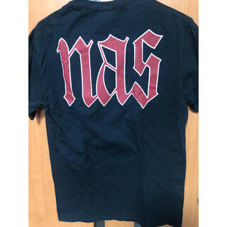 XLARGE - XLARGE × Nas TIME IS ILLMATIC Tシャツ