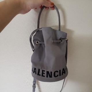 バレンシアガ(Balenciaga)のBALENCIAGA バケットバッグXS(ショルダーバッグ)