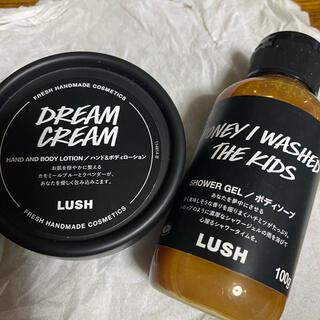 LUSH - LUSH : みつばちマーチ /DREAM CREAM