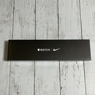 Apple Watch - 新品 Apple Watch 6 Nike GPS 44mm スペースグレー