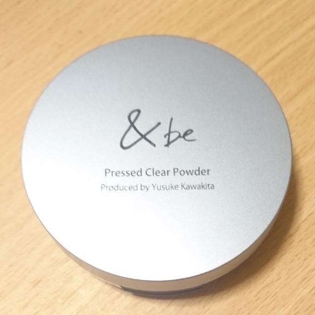 &be プレストクリアパウダー コスメ/美容のベースメイク/化粧品(フェイスパウダー)の商品写真