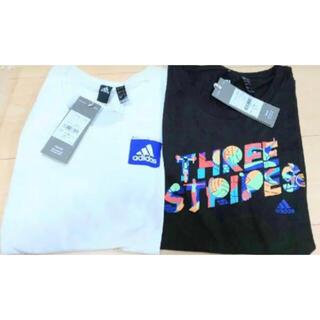 アディダス(adidas)の新品未使用★アディダス レディース 福袋 S  Tシャツ2枚セット(Tシャツ(半袖/袖なし))