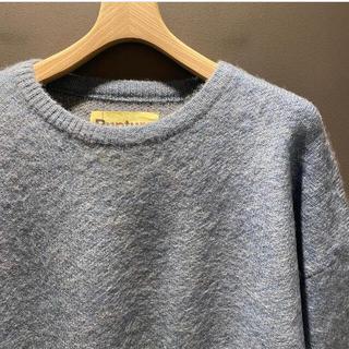 BEAMS - 新品 2021年 SSZ Beams Loose Mohair Knit