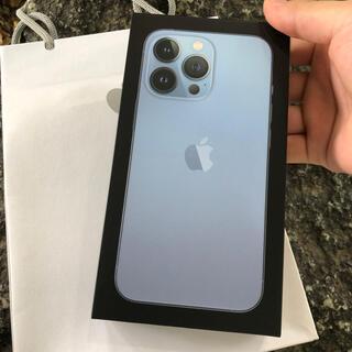 iPhone - iPhone 13 Pro 128GB シエラブルー SIMフリー