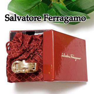 Salvatore Ferragamo - 新品 美品 サルヴァトーレ フェラガモ スカーフリング ガンチーニ