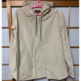 コムサイズム(COMME CA ISM)のフード付きシャツ(シャツ)