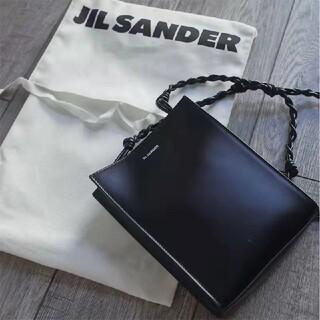 Jil Sander - JIL SANDER ジルサンダー ショルダーバッグ  ブラック