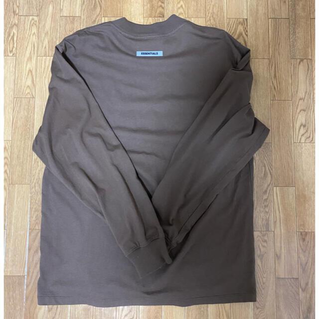 FEAR OF GOD(フィアオブゴッド)のFEAR OF GOD ESSENTIALS ロンT Jerry Lorenzo メンズのトップス(Tシャツ/カットソー(七分/長袖))の商品写真