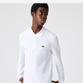ラコステ(LACOSTE)の【新品】ラコステ LACOSTE ポロシャツ 長袖 2 XS(ポロシャツ)