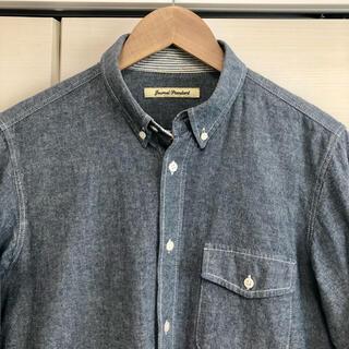 JOURNAL STANDARD - Journal Standard シャンブレーシャツ Lサイズ