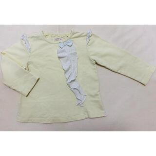 ビケットクラブ(Biquette Club)のキムラタン ビケットクラブ トップス ロンT 長袖(イエロー 95)(Tシャツ/カットソー)