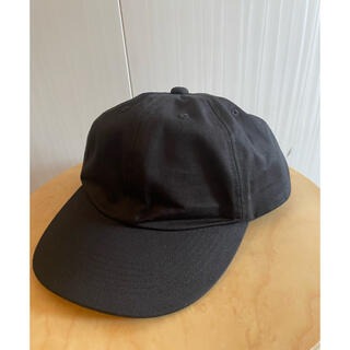 unnamed headwear middle cap BLACK(キャップ)