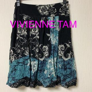 ヴィヴィアンタム(VIVIENNE TAM)のVIVIENNETAM バルーンスカートです。(ミニスカート)