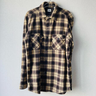 ユニクロ(UNIQLO)のユニクロ メンズ チェックシャツ(シャツ)